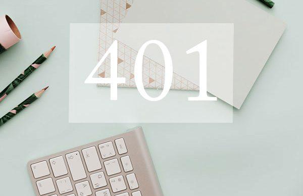 COMPEL 401