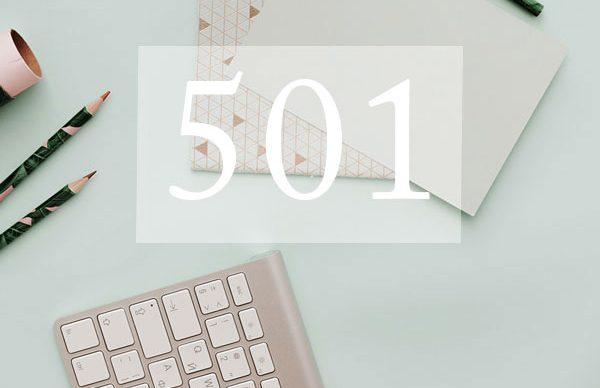 COMPEL 501