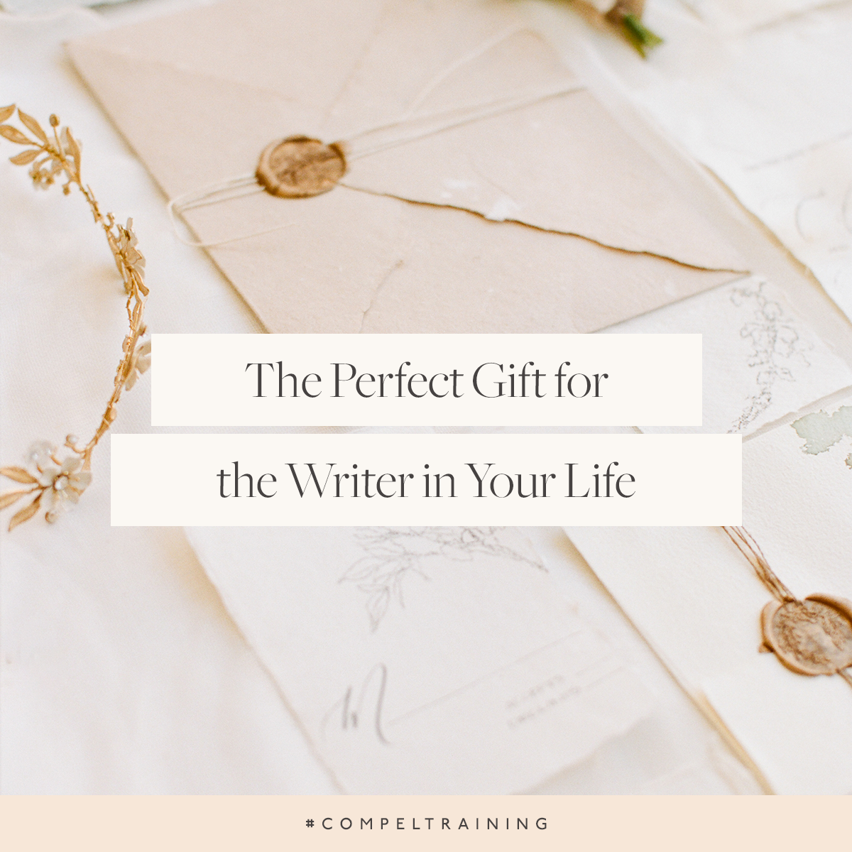 The Perfect Gift for the Writer in Your Life