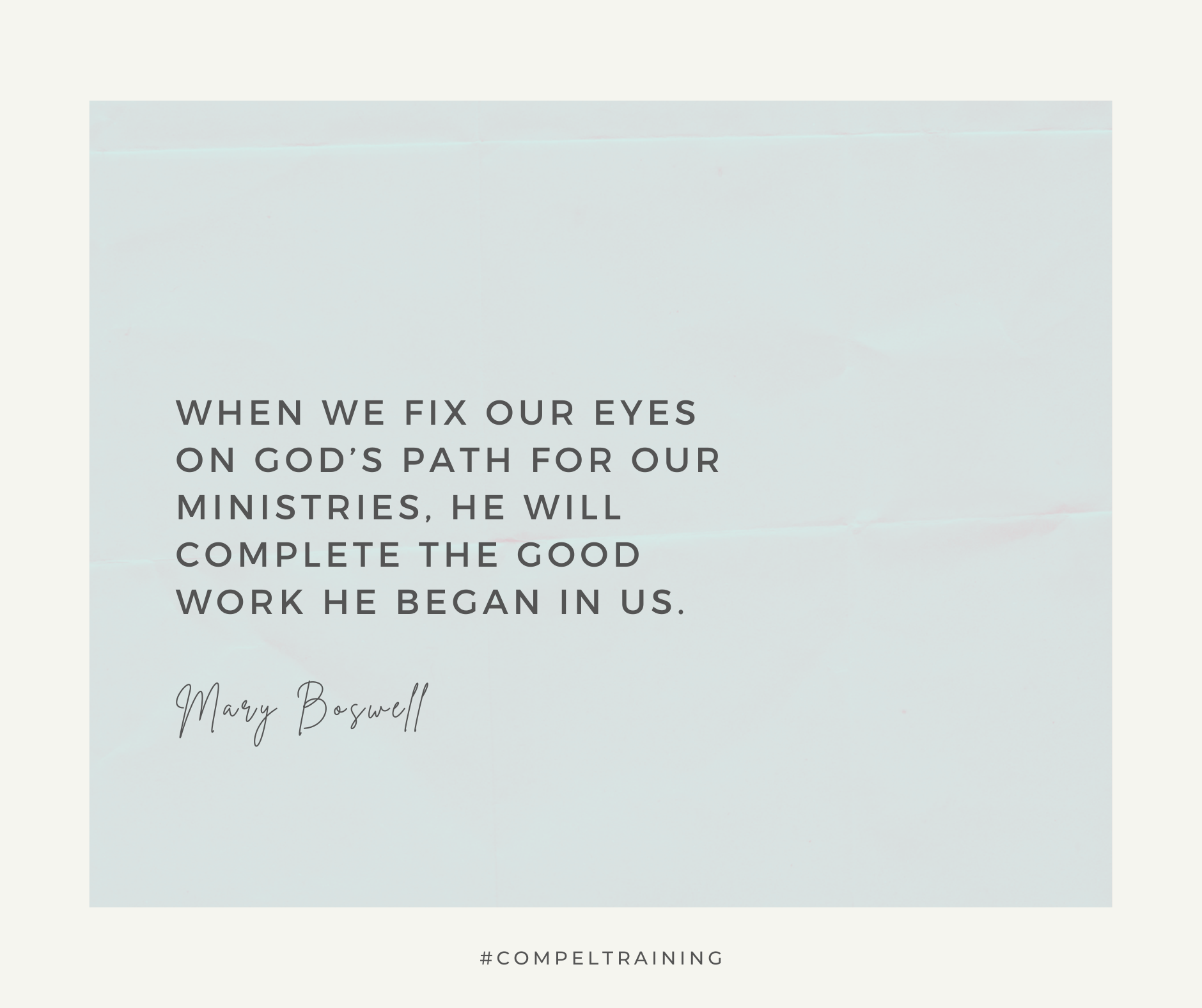 Three Questions to Keep Us Focused on God's Path