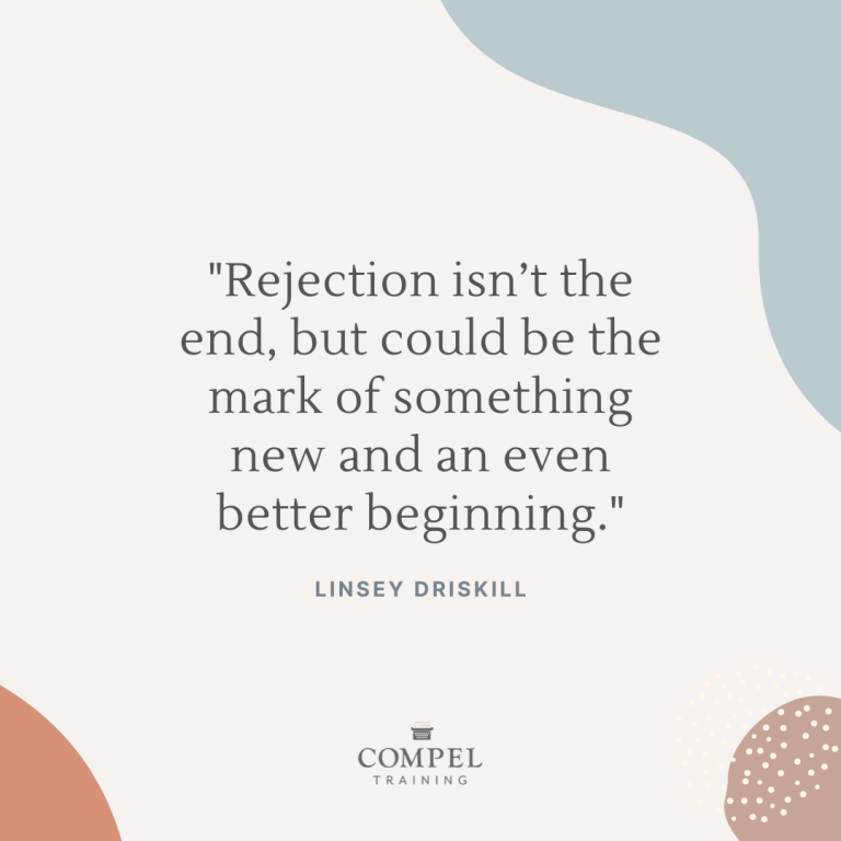 As writers, we all know the grueling experience of rejection. But what if we saw rejection differently? It may be just what we need to point us towards publication. Here is how you can see rejection as a new beginning in your writing journey.